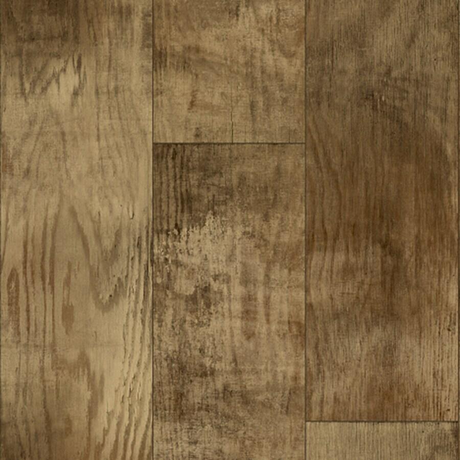 Shop Congoleum 12 Ft W Continental Divide Wood Low Gloss