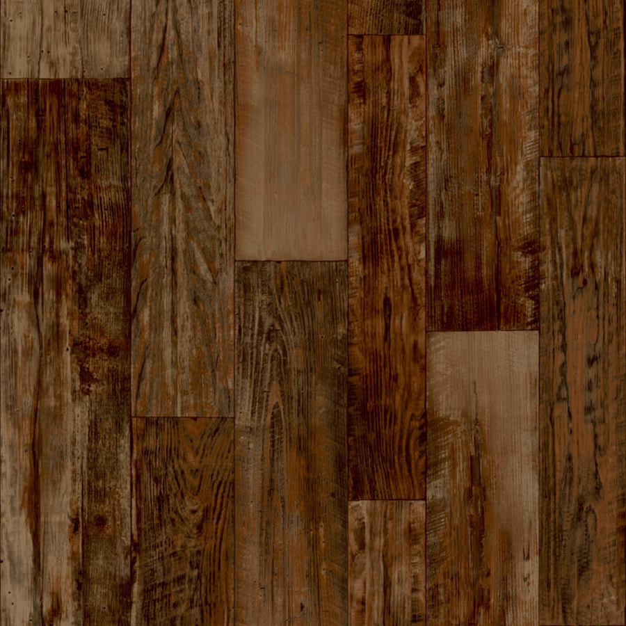 Congoleum Colonial Plank 12-ft W Harvest Moon Wood-Look Low-Gloss Finish Sheet Vinyl