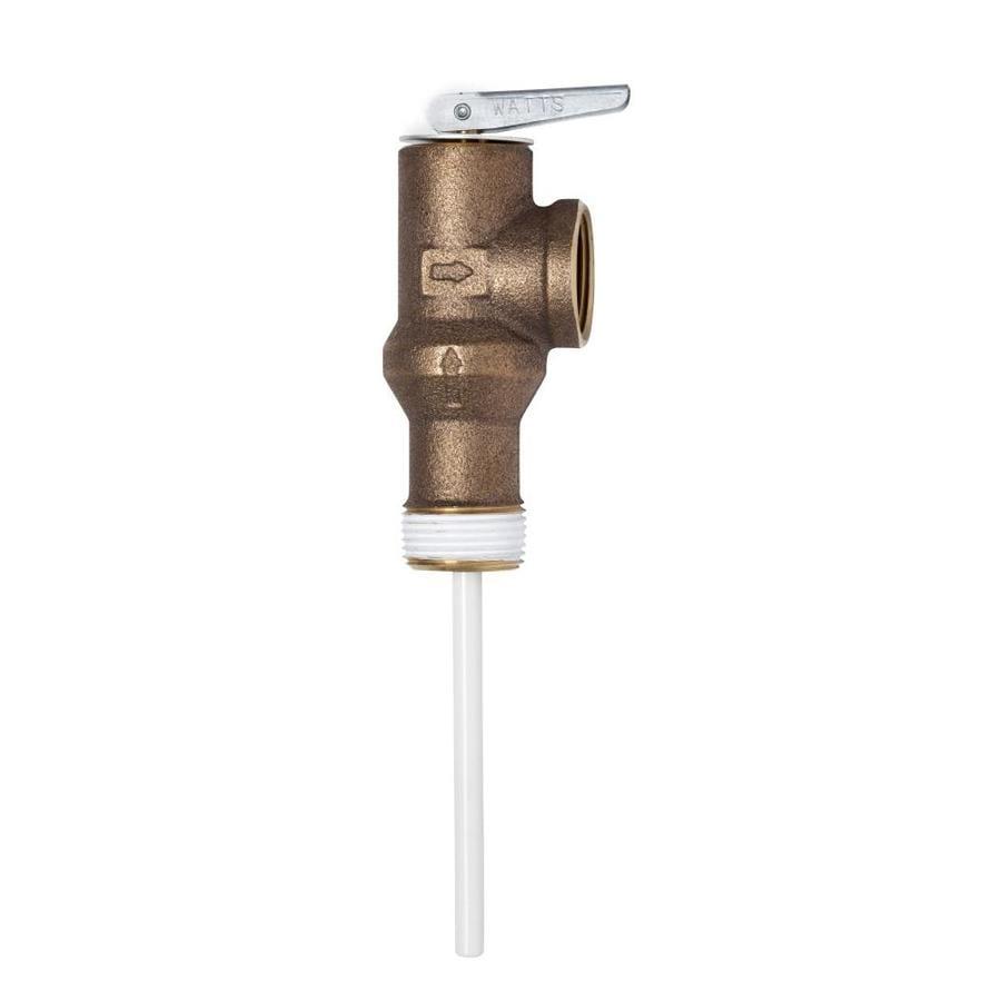 Utilitech Water Heater Pressure Relief Valve