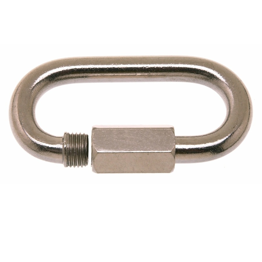 Covert 5/16-in Stainless Steel Quick Link