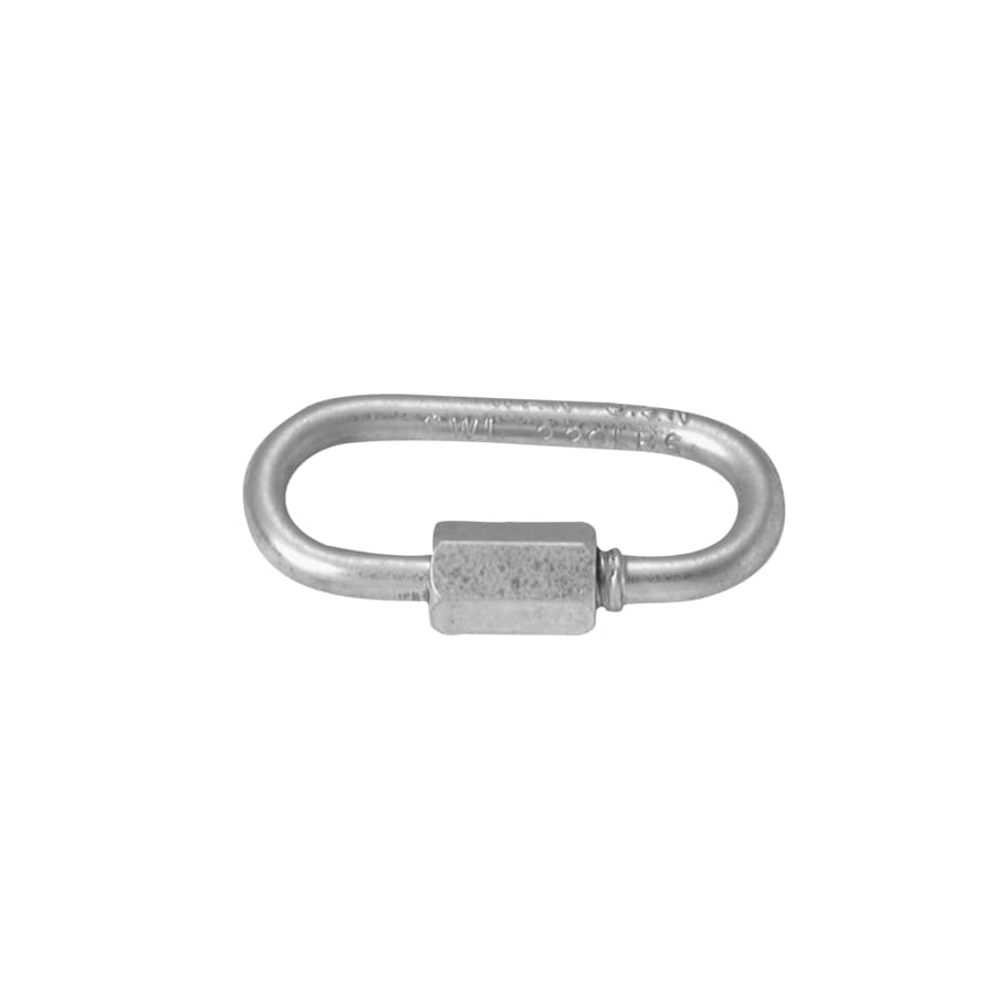 Covert 1/8-in Quick Link Zinc Plated