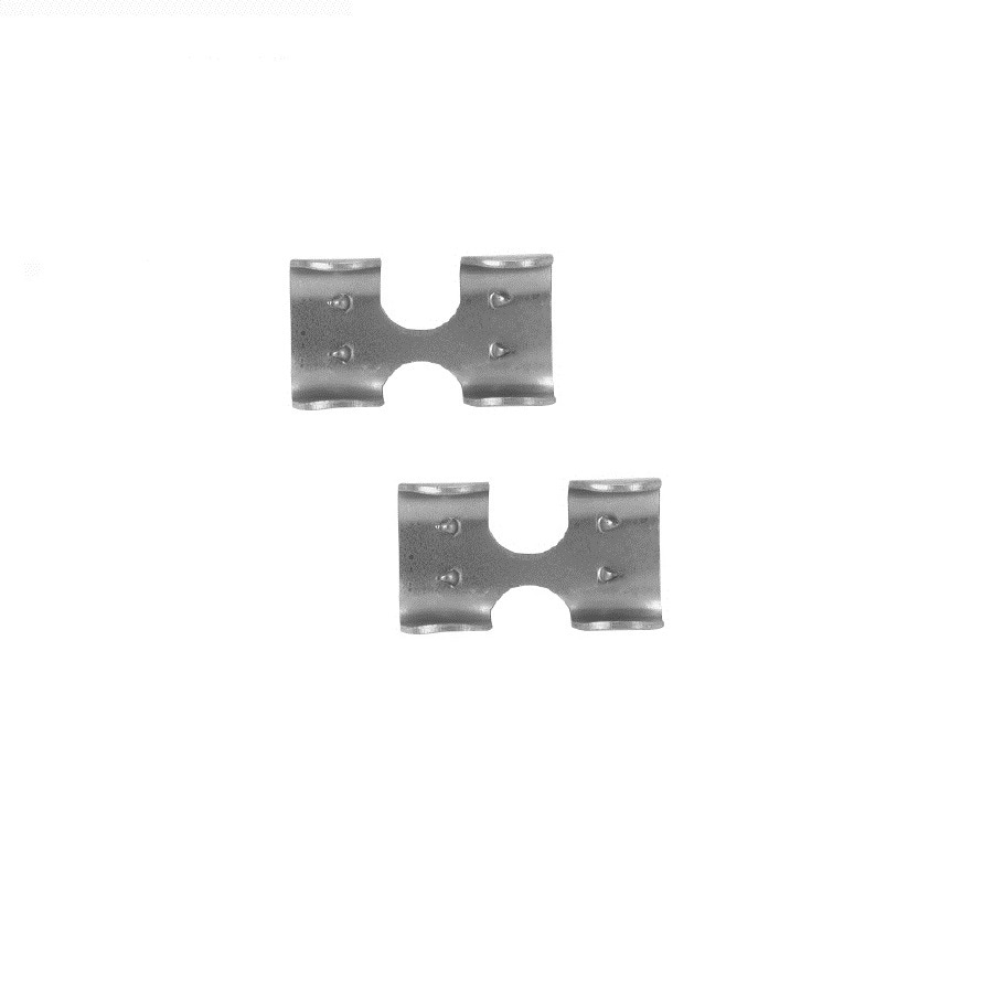 Covert 1/4-in and 3/8-in Rope Clamps