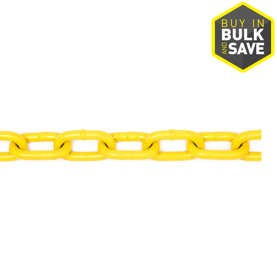 everbilt zinc coated home x jack the chain plated chains depot p ft
