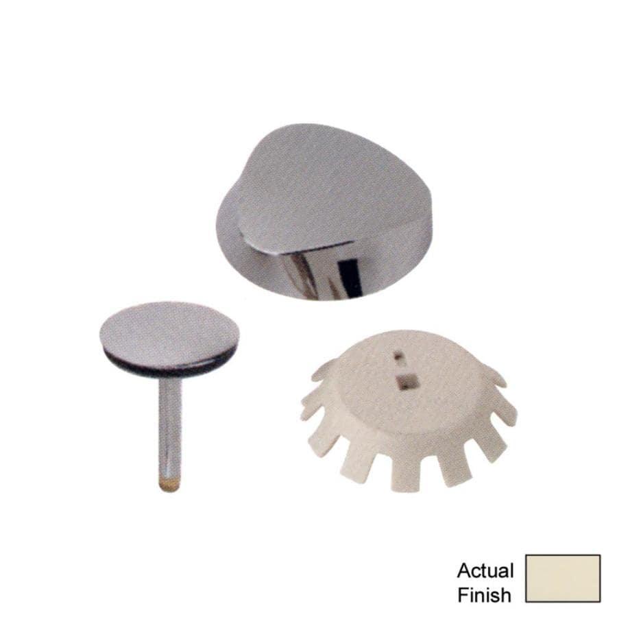 Geberit White Plastic Trim Kit