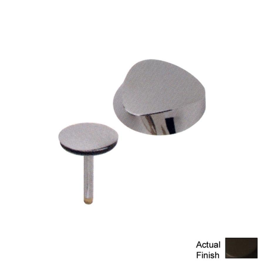 Geberit Oil-Rubbed Bronze Metal Trim Kit