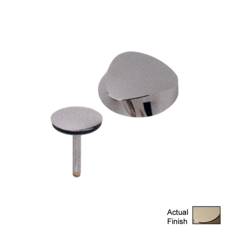 Geberit Nickel Tub/Shower Trim Kit