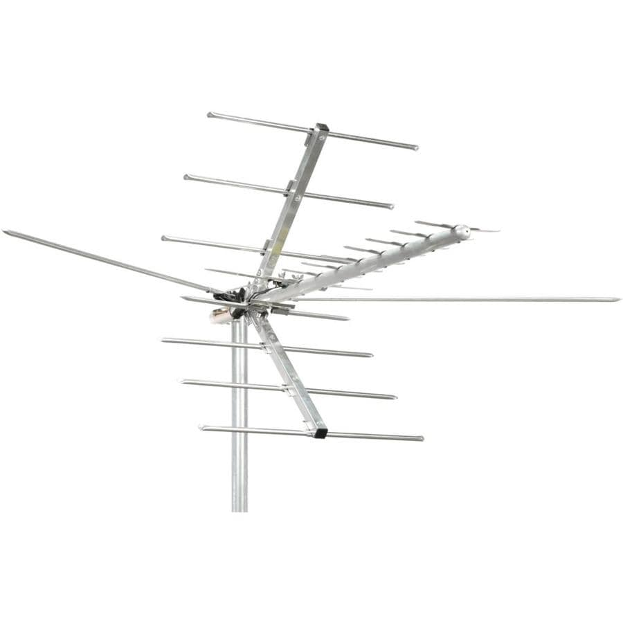 shop channel master outdoor yagi type antenna at lowes com