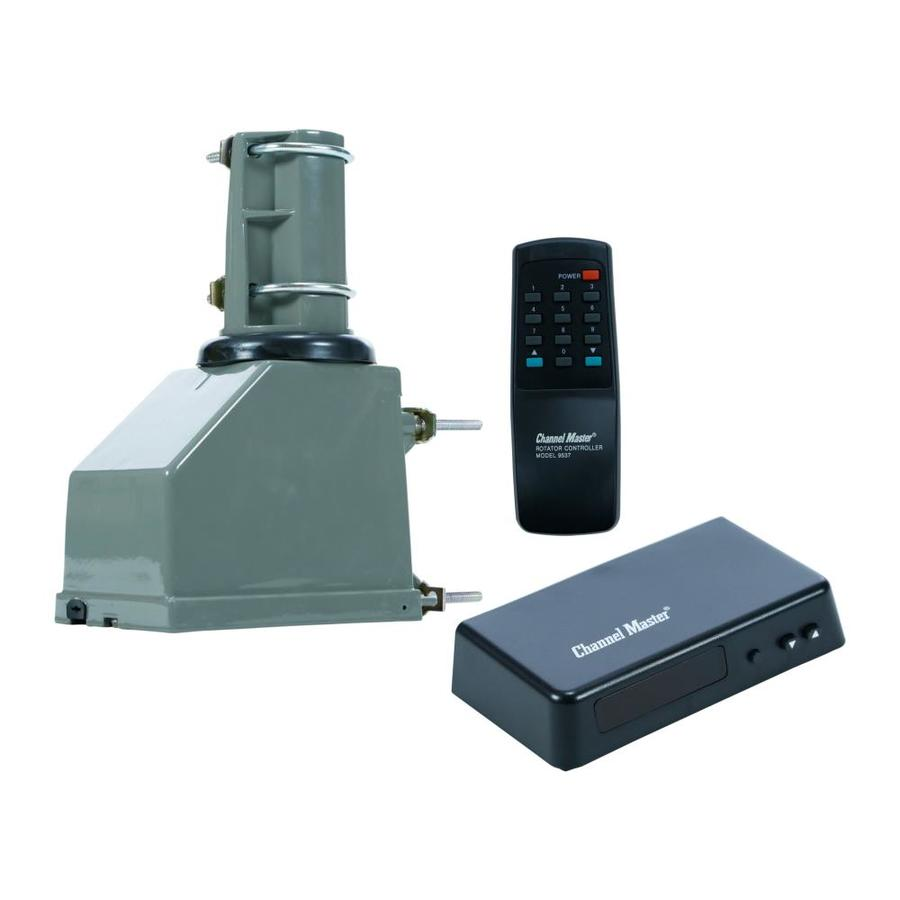 Channel Master 3-Conductor Digital Display Antenna Rotator
