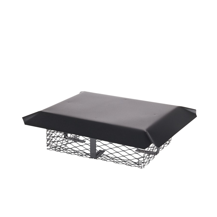 Shop Shelter 13 In W X 18 In L Black Galvanized Steel