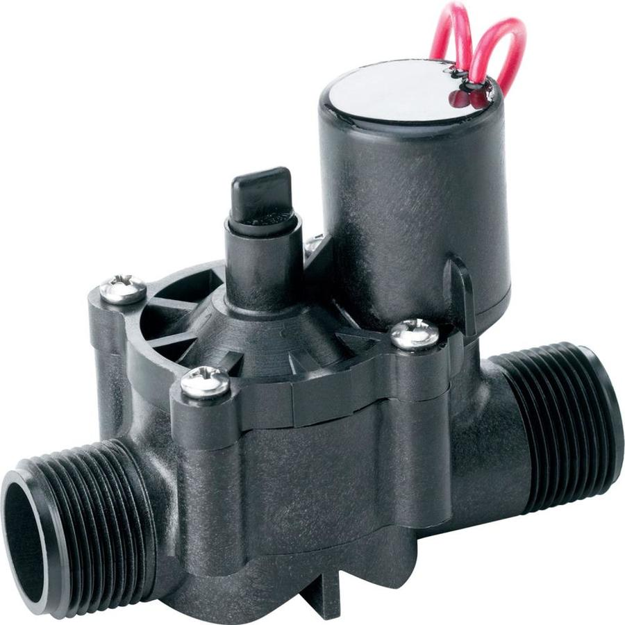 Pvc Electric Parts : Shop toro in plastic electric inline irrigation valve
