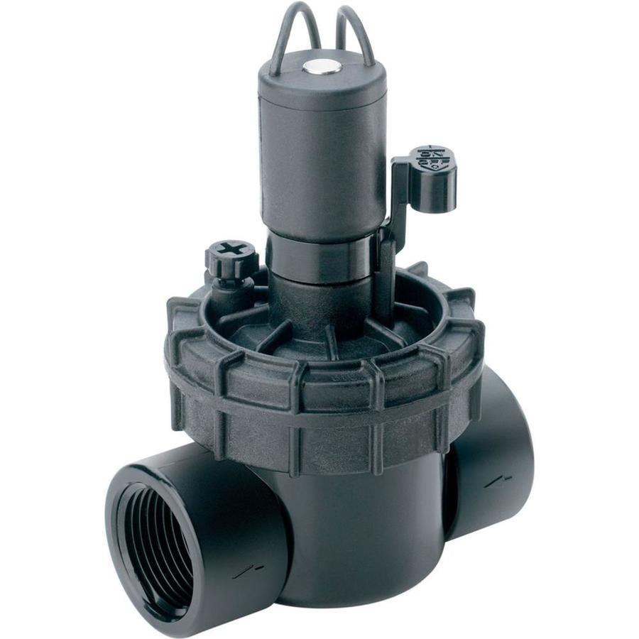 Toro 1-in Plastic Electric Inline Irrigation Valve