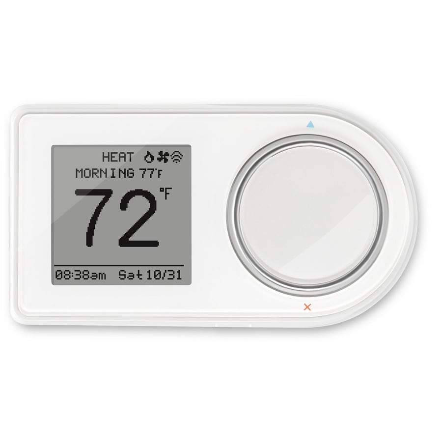 Lux GEO 1-Week/Everyday Programmable Thermostat with Built-in Wifi