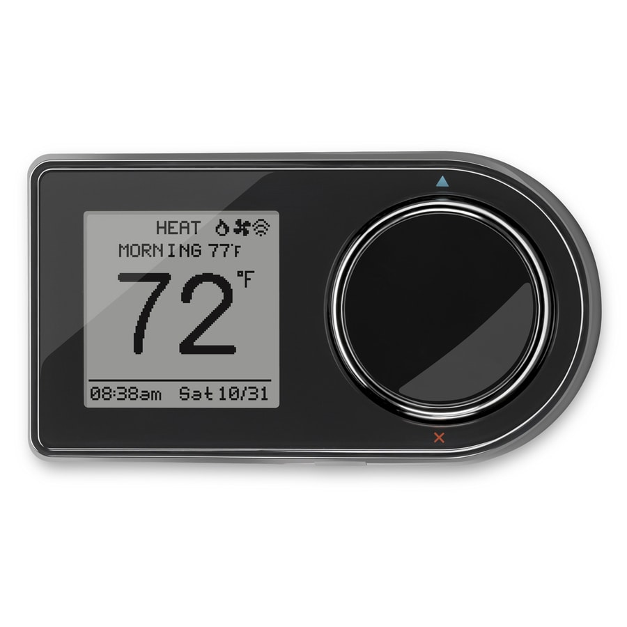 Lux GEO Programmable Thermostat with Wi-Fi Compatibility