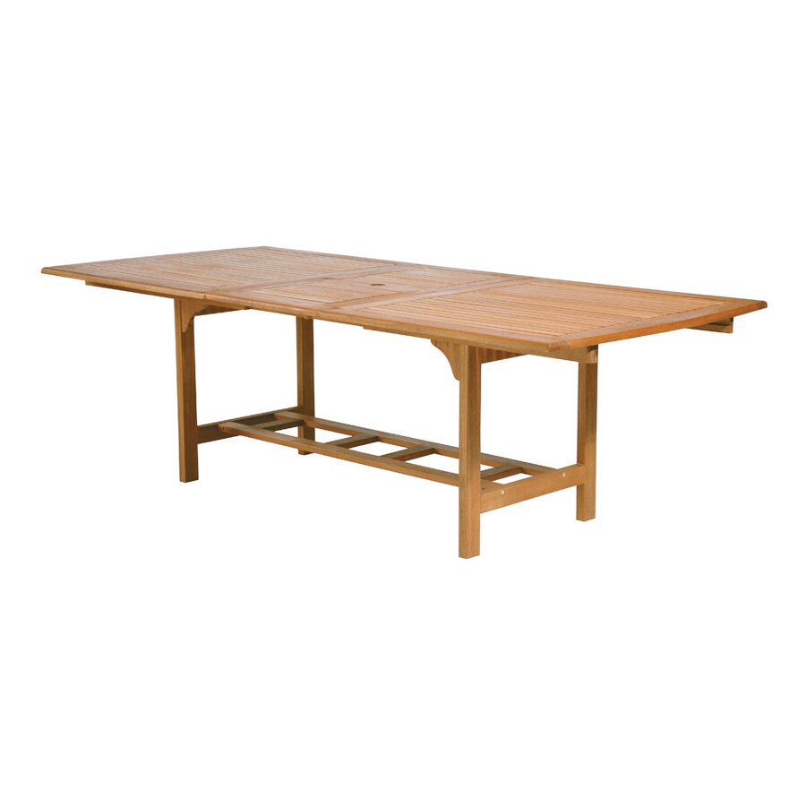 Arboria Rectangle Folding Dining Table