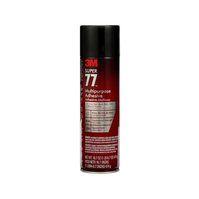 3M 16 7-fl oz Bonding Clear Multipurpose Adhesive at Lowes com