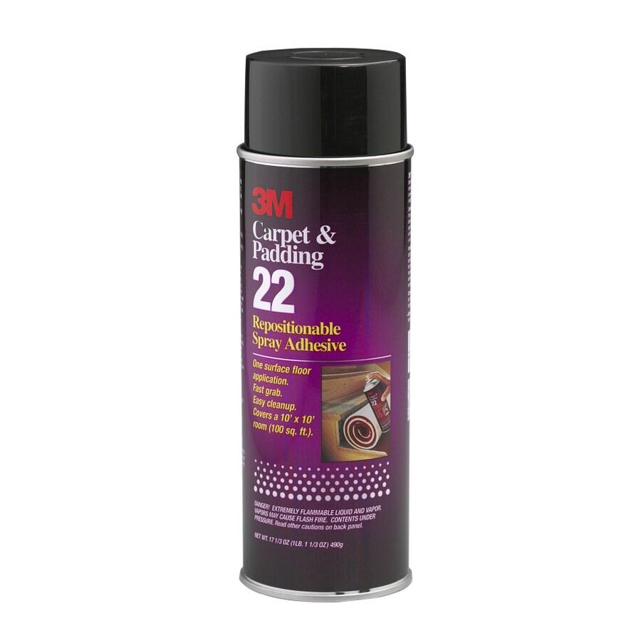 carpet glue spray. 3m 24 oz carpet adhesive glue spray a