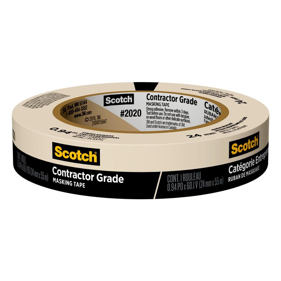 3m 2020 masking tape 2 inch