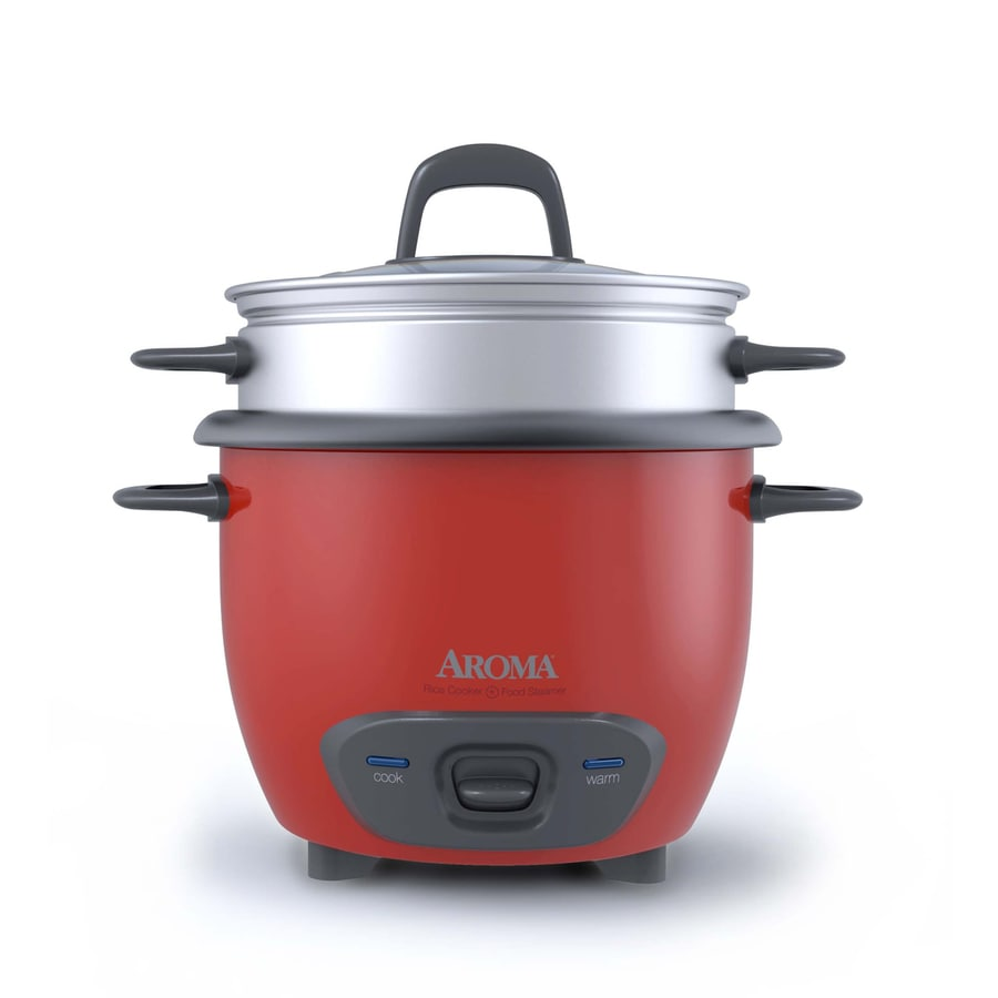 Aroma 6-Cup Rice Cooker