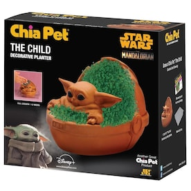 Chia Pet 1-in Green in Plantable Container (Plant and Water)