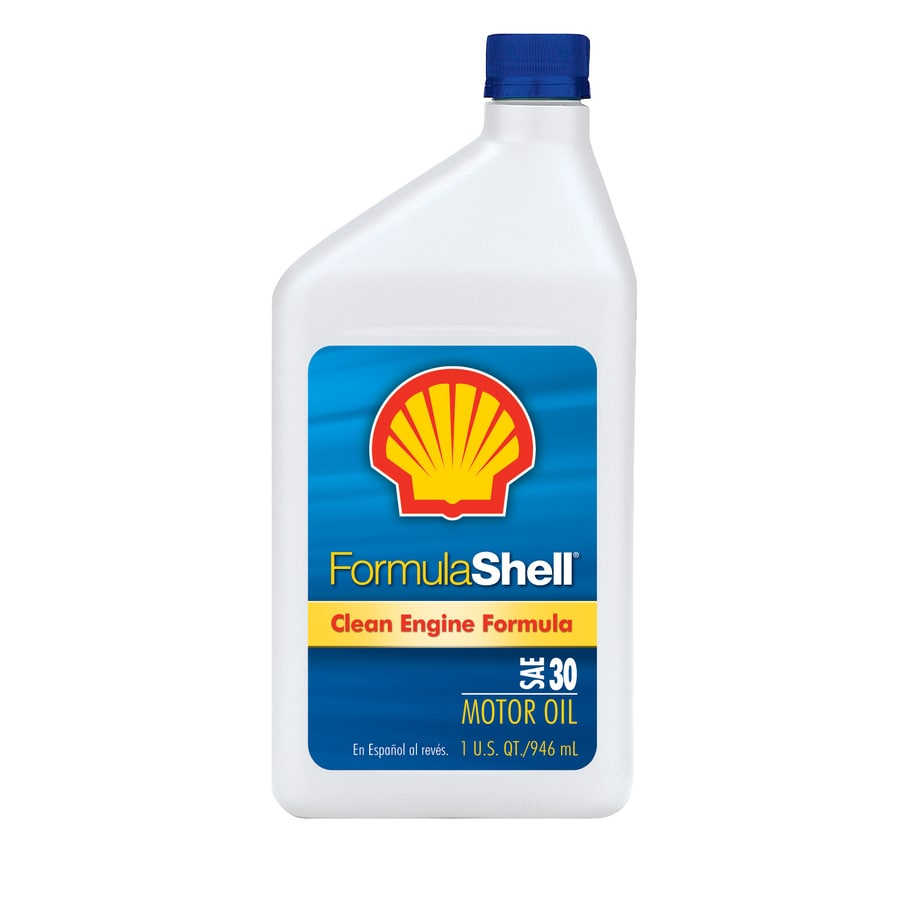 Shell Products 32-oz 4-Cycle 30W Conventional Engine Oil