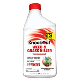 Knockout 32-Fl Oz Concentrate Weed and Grass Killer