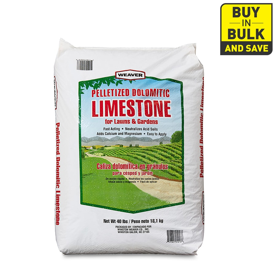 1,000-sq ft Pro Care Lawn Lime
