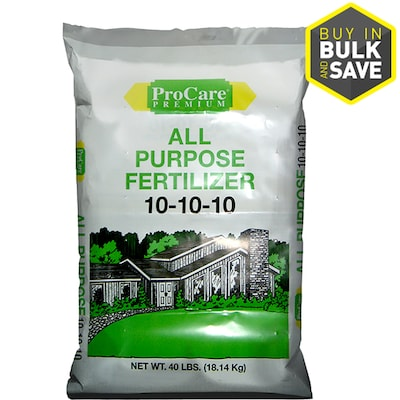Pennington Pro Care 5000-sq ft 10-10-10 at Lowes.com