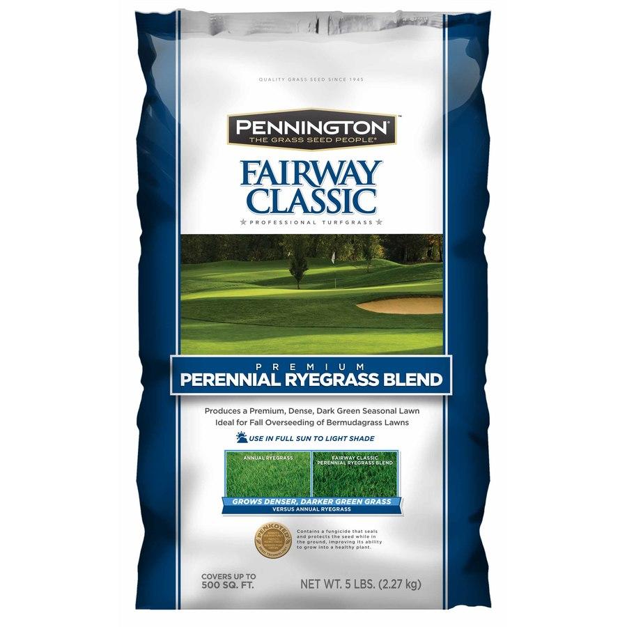 Pennington Fairway Classic 5-lb Perennial Ryegrass Seed