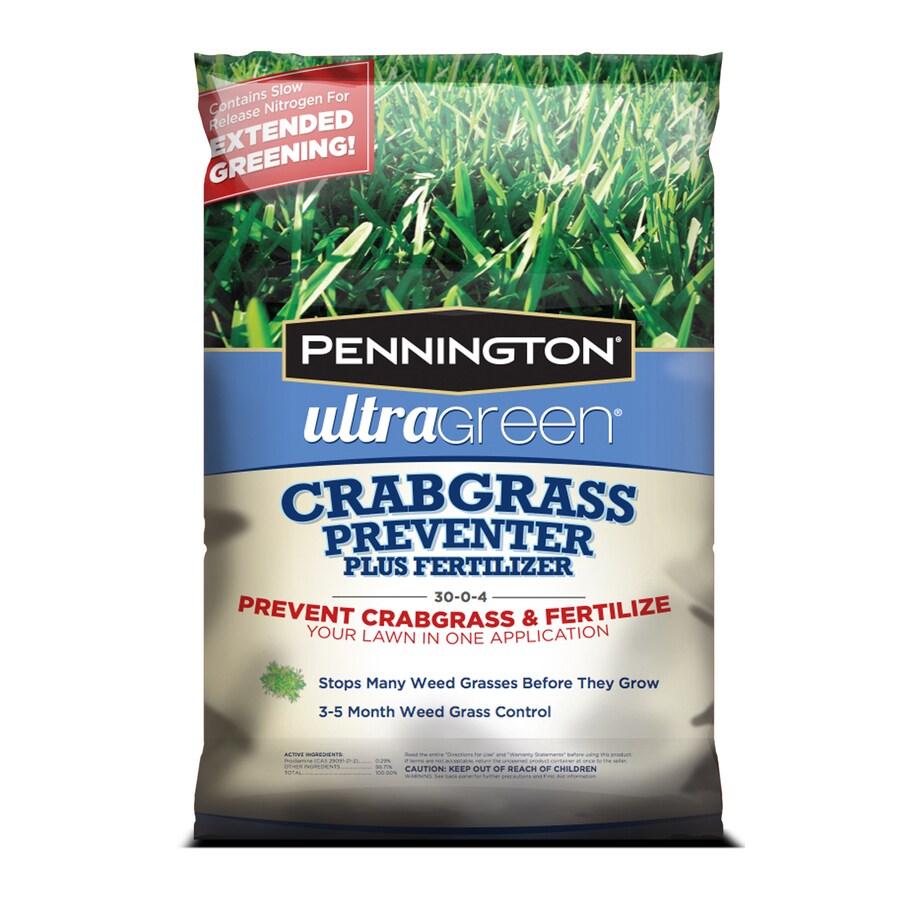 Ultragreen 5M Ultragreen Crabgrass Preventer Lawn Fertilizer (30-0-4)