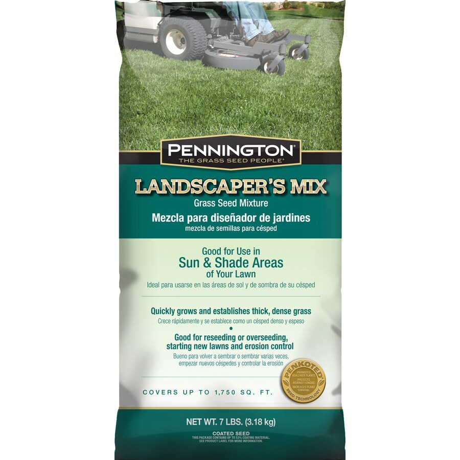 Pennington Landscapers Mix 7-lb Sun and Shade Grass Seed