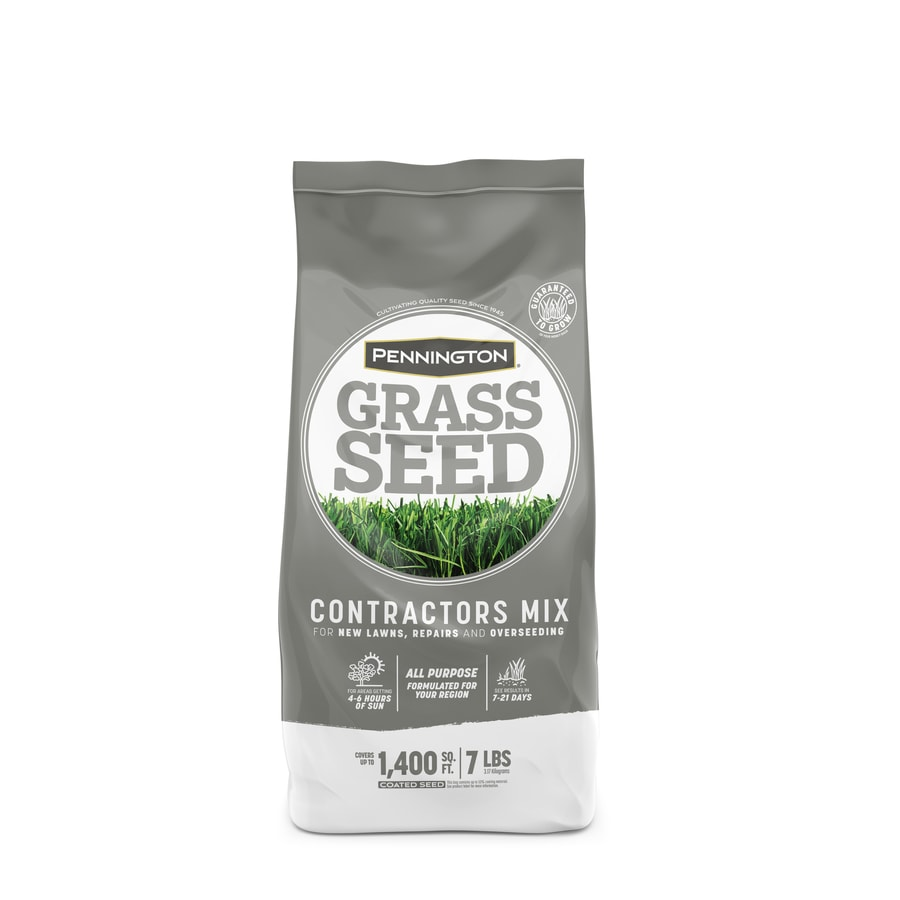 Pennington Contractor's Mix 7-lb Sun and Shade Grass Seed