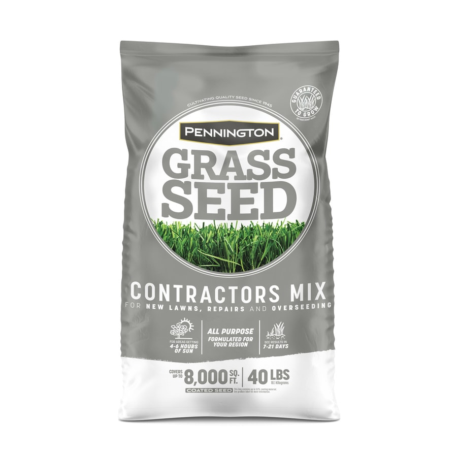 Pennington Contractor's Mix Grass Seed (Sun & Shade)