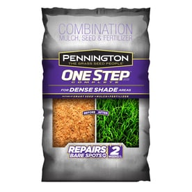 Pennington One Step Complete Dense Shade 8.3-lb Fescue Lawn Repair Mix