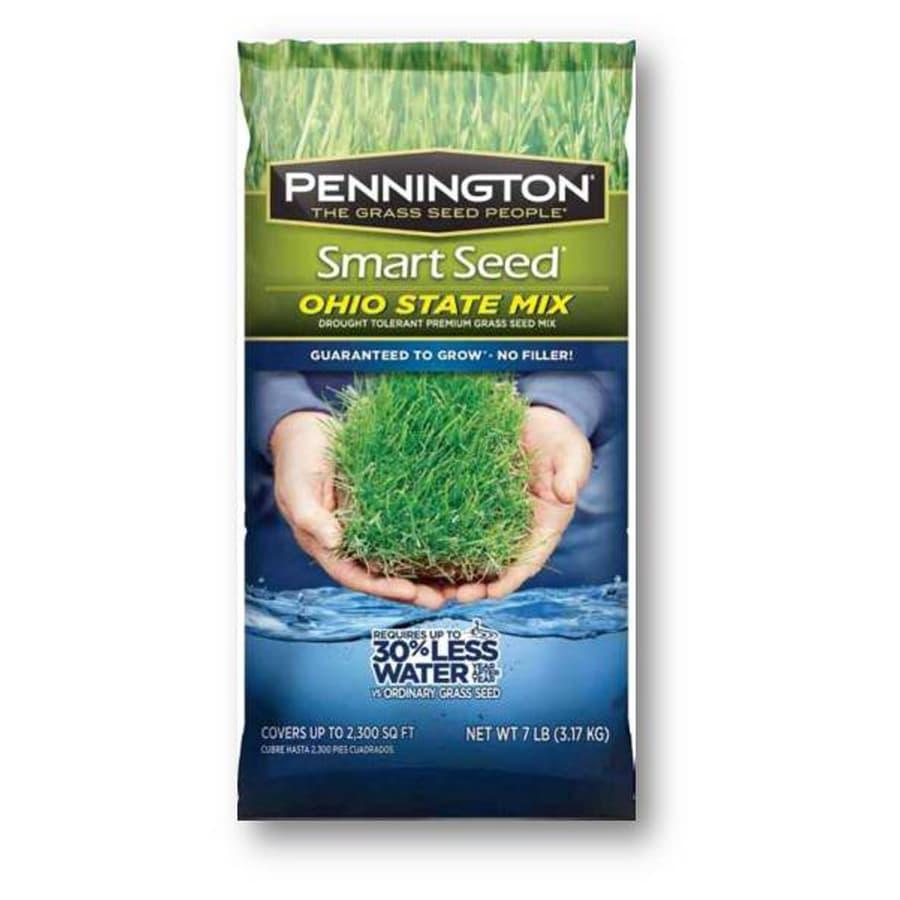 Pennington Smart Seed Ohio State 7-lb  Sun & Shade Seed