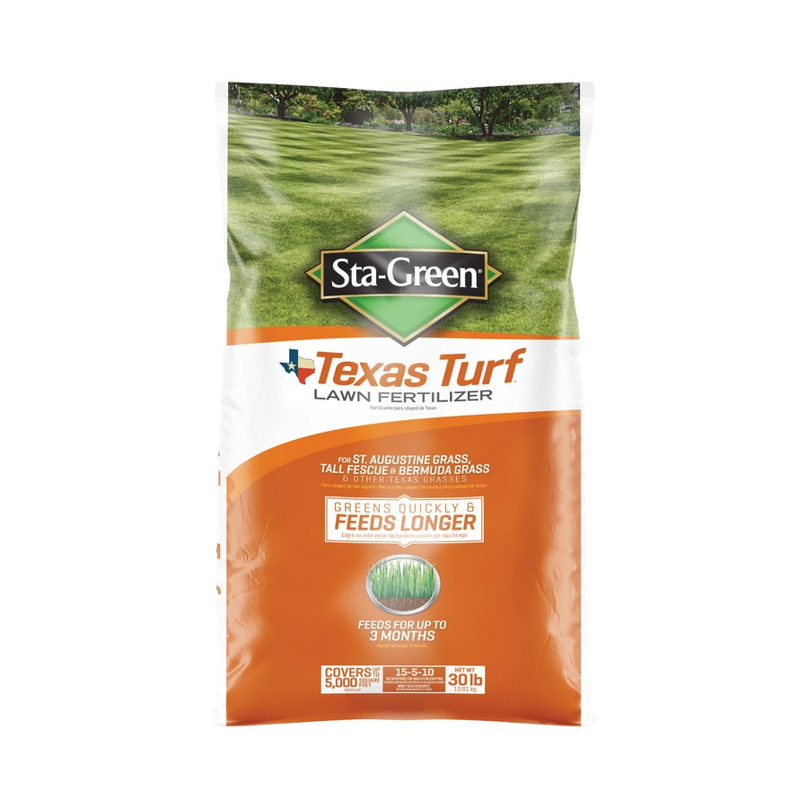 Sta-Green 30-lb Lawn Fertilizer (15-5-10)