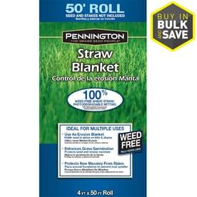 Pennington 50 Ftx 4 Ft Straw Erosion Blanket