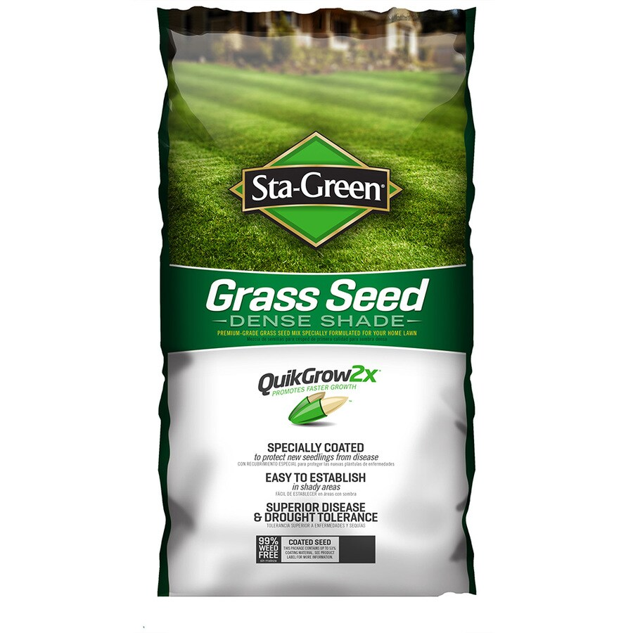 Sta-Green 7-lb Dense Shade Grass Seed