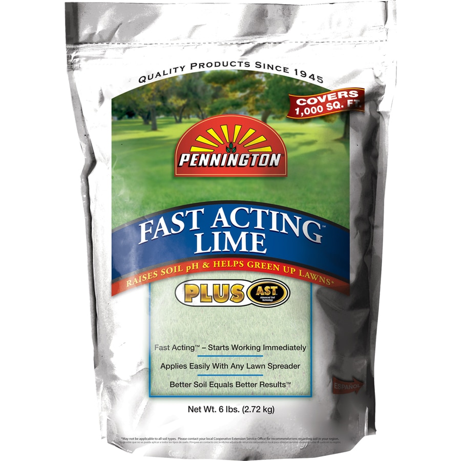Pennington Fast Acting 6-lb Lime