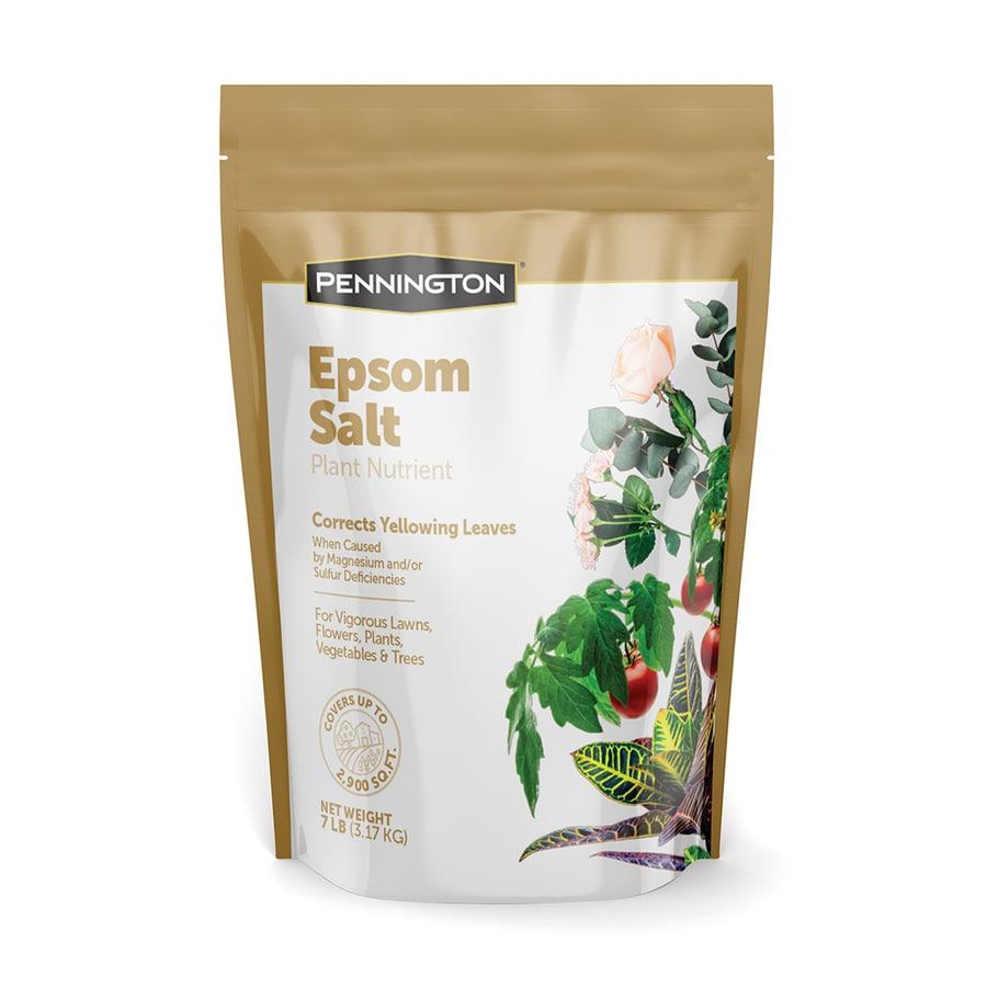 Pennington Epsom Salt 7-lb All Purpose Food