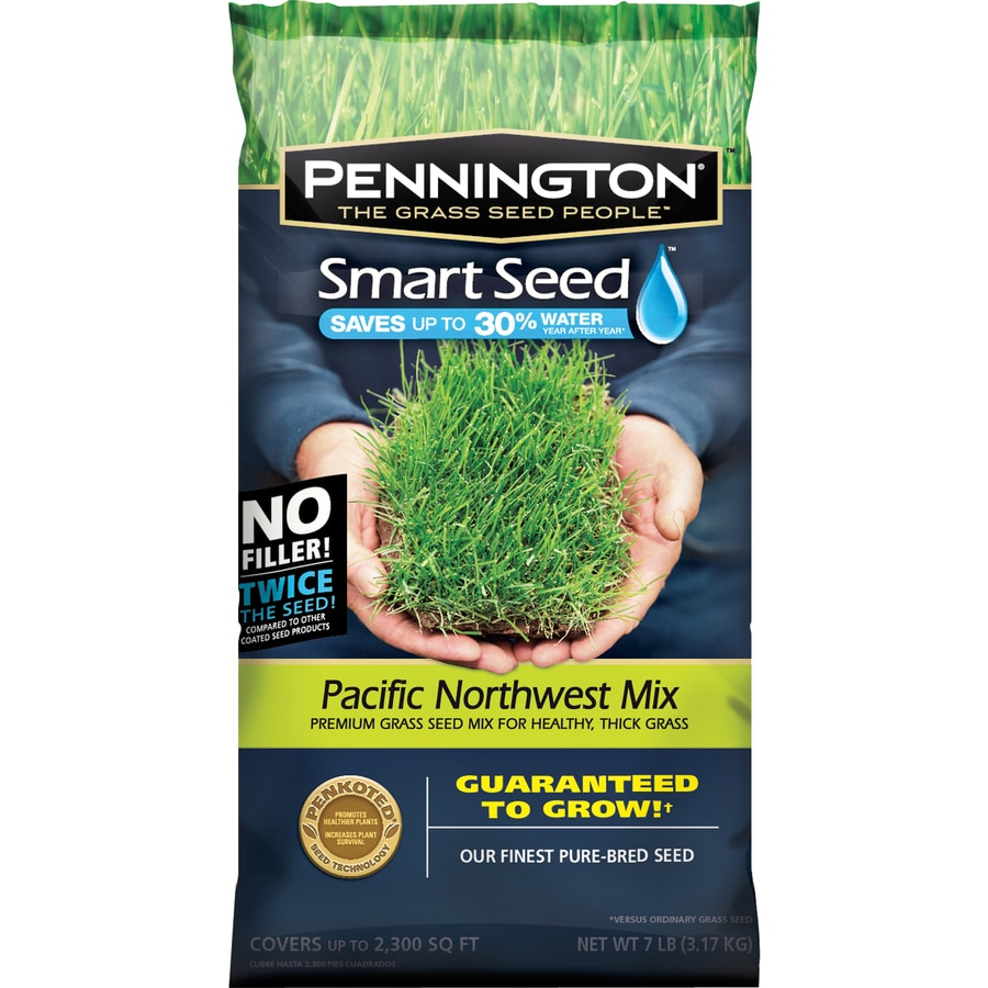 Pennington Smart Seed Pacific Northeast Mix 7-lb Sun and Shade Grass Seed