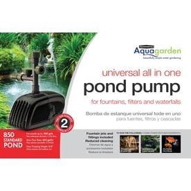 Pennington Aquagarden Universal Pond Pump 850