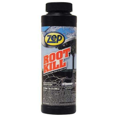 Zep Root Kill 32 Oz Drain Cleaner In The Drain Cleaners