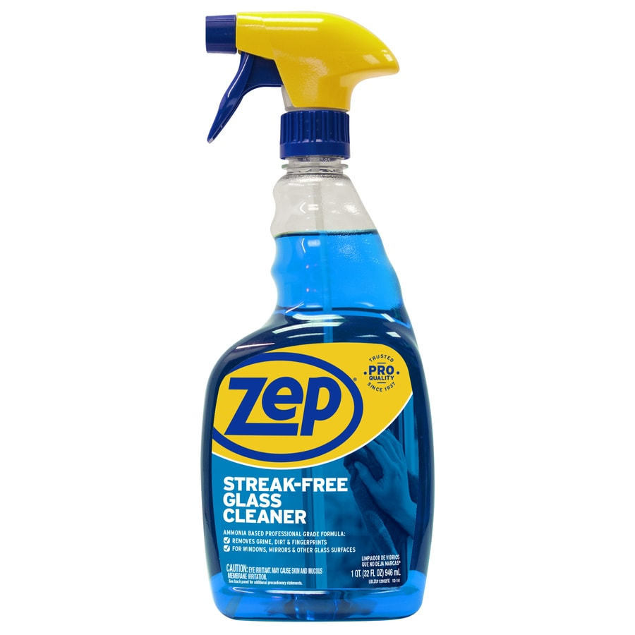 Zep Streak Free 32 Fl Oz Gl Cleaner In The Cleaners