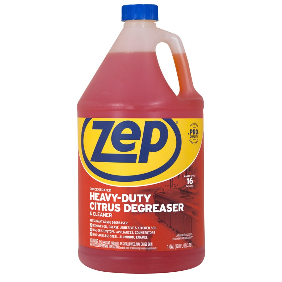 Shop Zep Commercial Heavy Duty 128 Oz Degreaser At Lowes Com