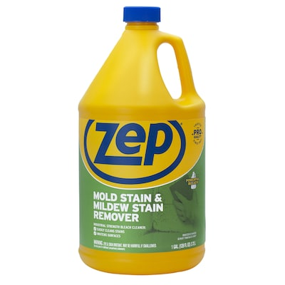 Zep 128 Fl Oz Liquid Mold Remover At Lowes Com