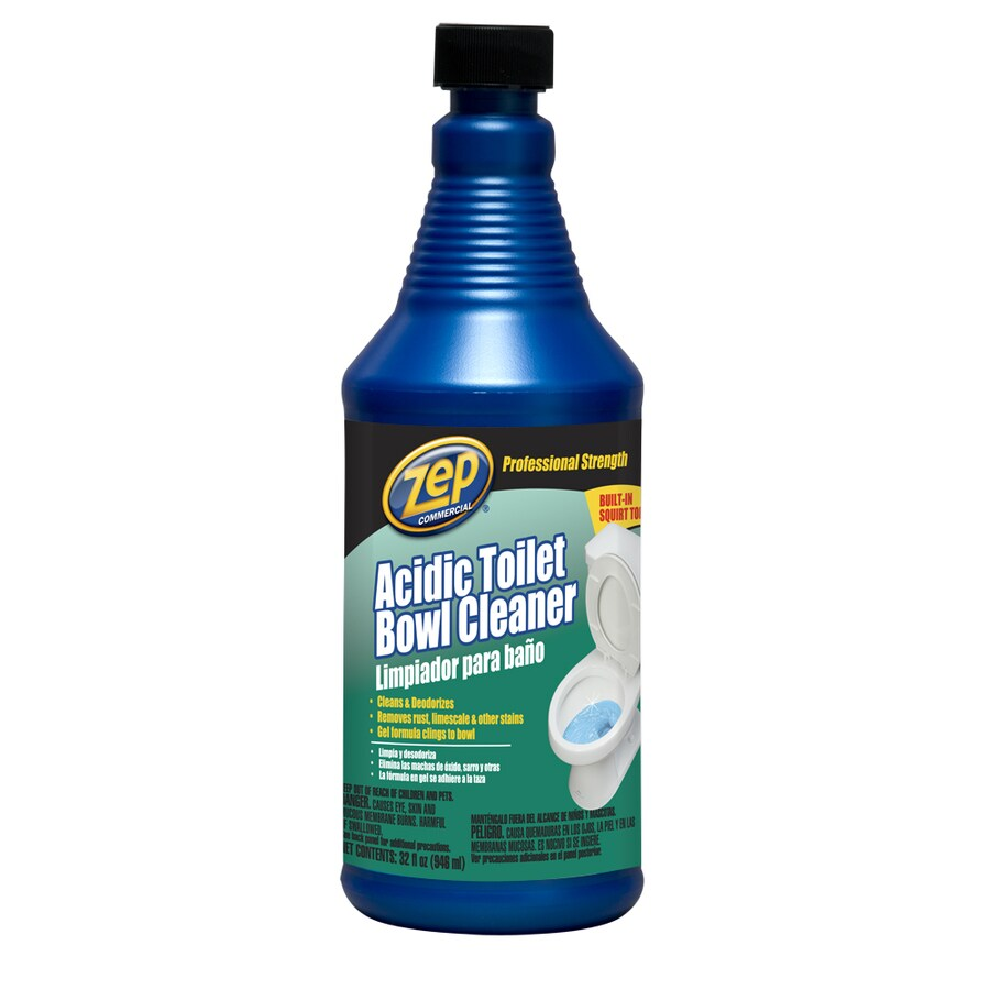 Zep Commercial 32-oz Minty Pine Toilet Bowl Cleaner