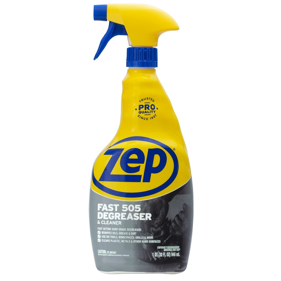 Shop Zep Commercial Fast 505 Industrial Cleaner Degreaser 32 Oz At