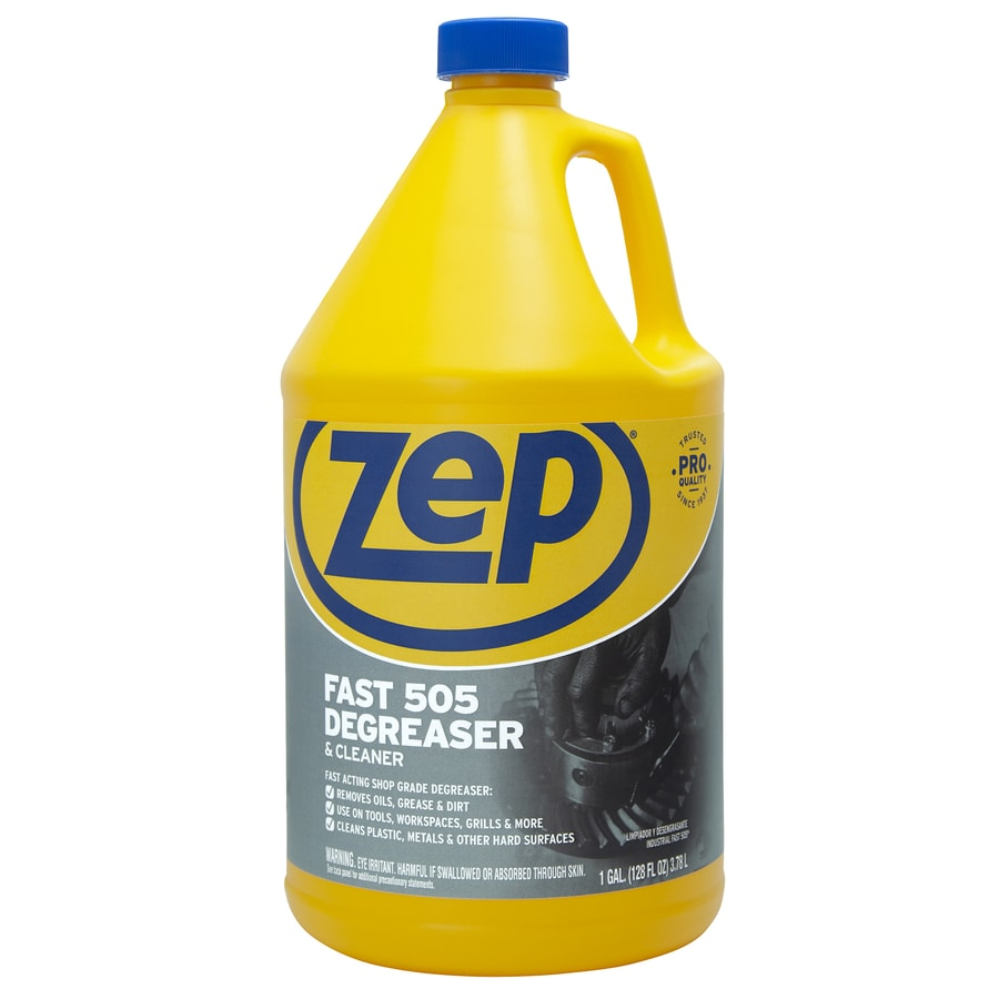 Shop Zep Commercial Fast 505 Industrial Cleaner Degreaser 128 Oz At