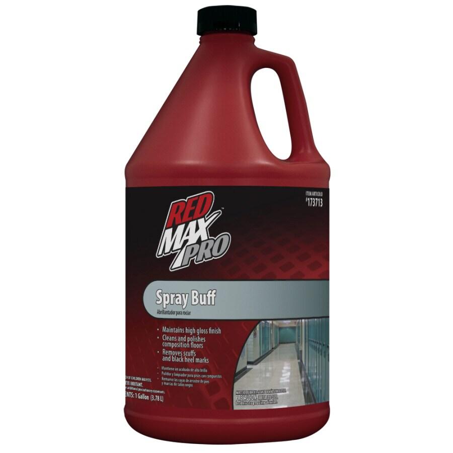Red Max Gallon Buff Spray