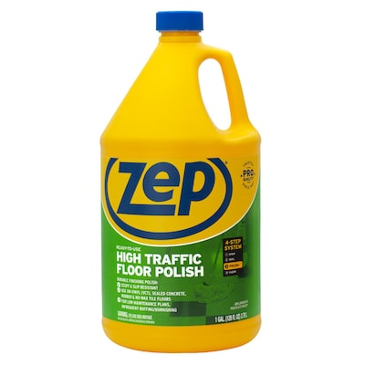 Zep High Traffic 128-oz Floor Polish at Lowes com